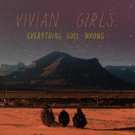 vivian-girls-everything-goes-wrong-album-art
